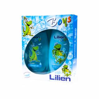Obrázok ku produktu LILIEN - BOYS KAZETA 2X400ML